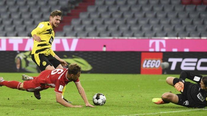 Live Streaming SCTV Paris Saint Germain vs Bayern Muenchen, Joshua Kimmich Optimistis Lolos