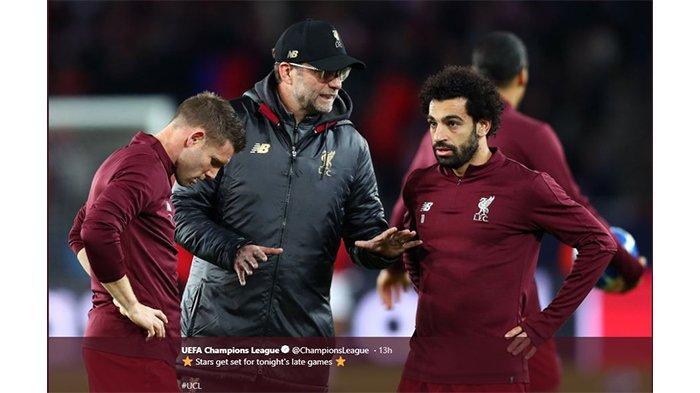 Juergen Klopp Dikabarkan Nyaris Berkelahi dengan Pemain Liverpool James Milner, Begini Tanggapannya