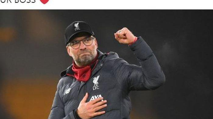 Liverpool Lolos ke Liga Champions, Juergen Klopp: Saya Tidak Percaya, Ini Luar Biasa!