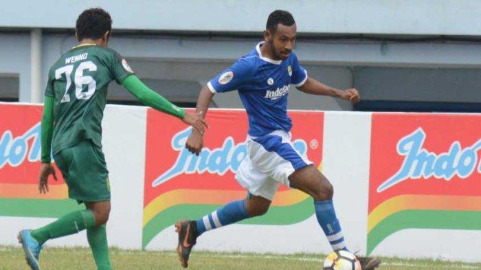 Striker Baru Persib Bandung Ini Mengaku Belum Puas Masuk Skuat, Ini Targetnya