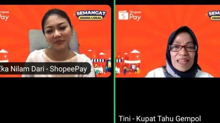 Bangkitkan semangat UMKM Bandung, ShopeePay Beri Cashback 60 Saat Berbelanja di Sentra UKM