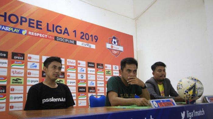 PSS Sleman Percaya Diri Jamu Persib Bandung di Stadion Maguwoharjo
