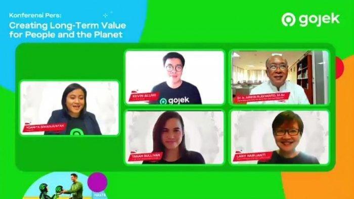Upaya Gojek Ciptakan Dampak Jangka Panjang bagi Masyarakat dan Lingkungan