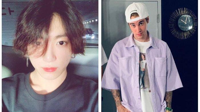 Justin Bieber Ucapkan Ultah kepada Jungkook, Fans Menggila hingga Berspekulasi Bakal Kolaborasi?