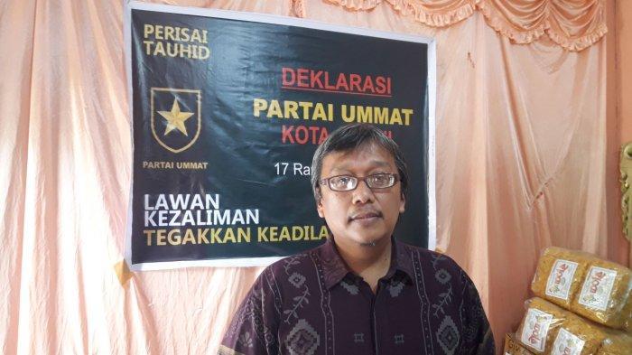 Partai Ummat Kota Cimahi Punya Visi Melawan Kezaliman dan Menegakkan Keadilan
