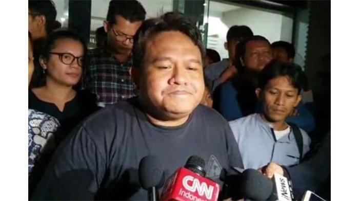 Polda Metro Jaya Tetapkan Dandhy Laksono sebagai Tersangka UU ITE