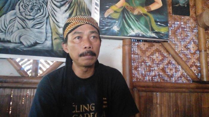 Mbah Sentot Berharap Situs Keramat di Camis Juga Direlaksasi di Masa PPKM, Sebab Pemasukan Mandek