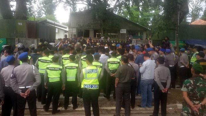 Eksekusi Lahan SMAK Dago Bandung Berjalan Alot