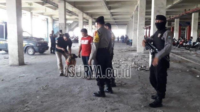 Pelaku Terduga Mutilasi di Pasar Besar Malang Ditangkap Polisi Hari Ini