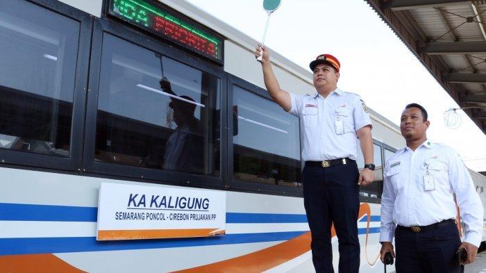 PT KAI Daop 3 Cirebon Imbau Penumpang KA Kaligung Datang ke Stasiun Lebih Awal, Ini Alasannya