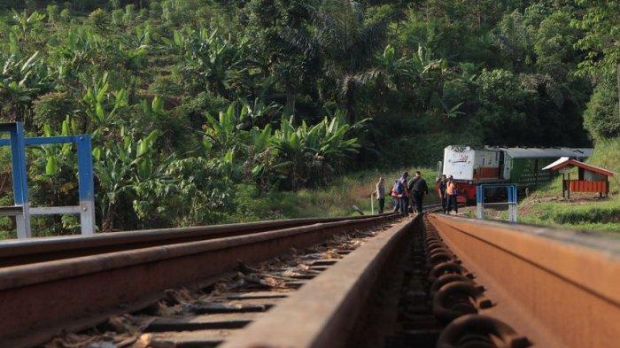 KA Serayu Anjlok di Nagreg, Penumpang Menuju ke Bandung Naik Bus, Ini KA yang Terganggu