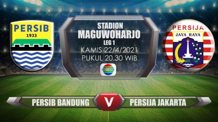 Preview Persib Bandung vs Persija Jakarta di Final Piala Menpora 2021 Nanti Malam, Kendala Pemulihan