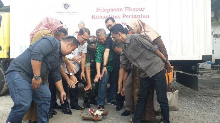 Kabupaten Bandung Ekspor Kolang-kaling 18 Ton Per Minggu ke Filipina, Bubuk Cokelat ke Bangladesh