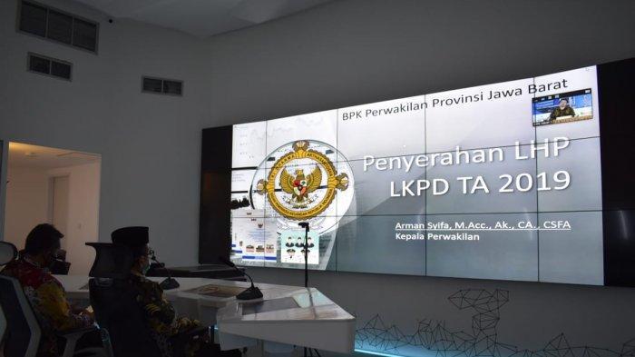 Kabupaten Cirebon Terima Predikat WTP Kelima dari BPK RI