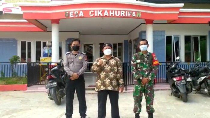 Ini Klarifikasi Kades di Sukabumi yang Disebut Tolak Divaksin Covid-19, Cuma Lelucon, Ada yang Lapor