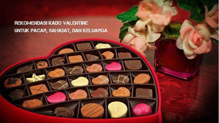 Daftar Merek Coklat Enak Buat Hadiah Valentine Murah Di Bawah Rp 50 Ribu Bisa Buat Doi Bahagia Tribun Jabar