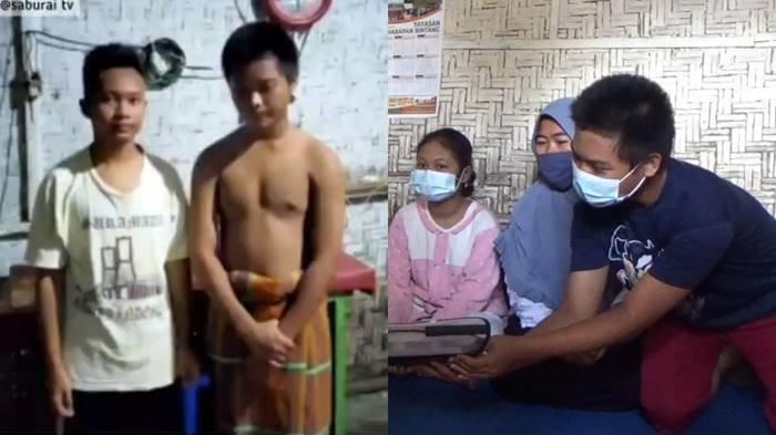 Kisah Memprihatinkan, Kakak Adik Hanya Punya 1 Baju Bagus, Dipakai Bergantian Saat Tamu Datang