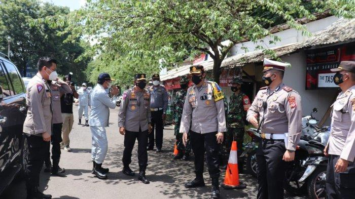 Petugas Sudah Siapkan Penyekatan Jalan Dari Jakarta, Jabar Hingga Jateng, Siap Tindak Tegas Pemudik