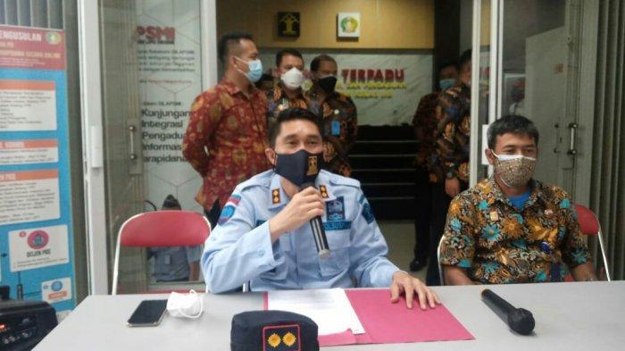 Kabar Baik, 48 Napi dan Petugas Lapas Kota Sukabumi yang Positif Covid-19 Kini Sudah Sembuh