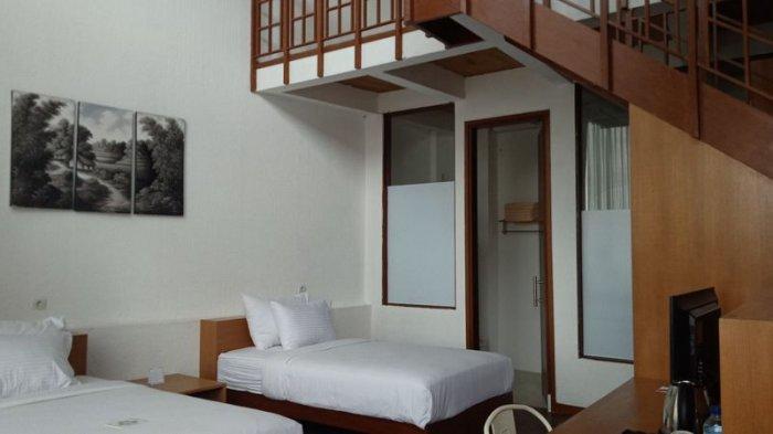 Ruangan Ruangan Pakai Nama Kayu Begini Kerennya Desain Kamar Pondokan Tjibural Tribun Jabar