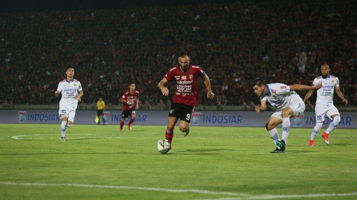 Menghitung Peluang Persib Bandung ke Lima Besar Setelah Ditaklukkan Bali United