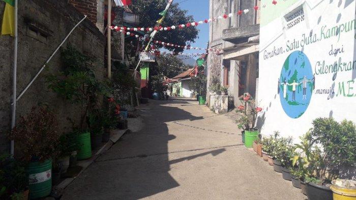 Mengintip Kampung Inspirasi di Cilengkrang Kabupaten Bandung, Bersih Banget