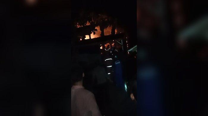 Baru Saja Kebakaran Hanguskan Kandang Ayam di Sebuah Peternakan di Ciamis, Pemilik Rugi Rp 300 Juta