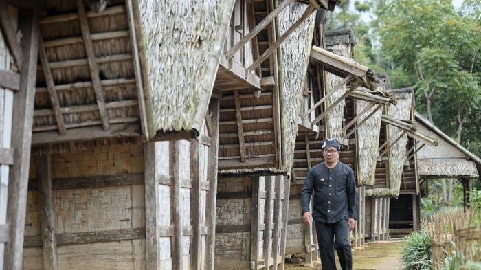 Ridwan Kamil Kunjungi Kasepuhan Ciptagelar, ''Adatnya Terpelihara tapi tidak Gaptek''