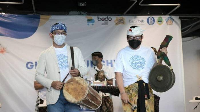 Saling Membantu di Masa Pandemi, Pemda Provinsi Jabar dan Bali Luncurkan Program Beli Bali