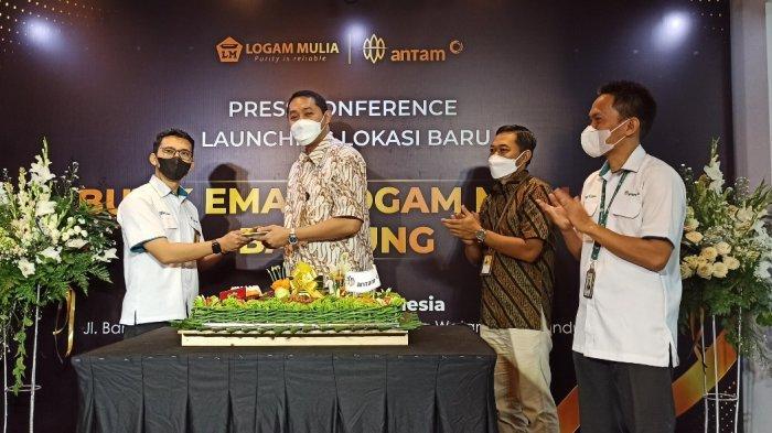 Butik Logam Mulia Antam Bandung Pindah Lokasi ke Graha Pos Indonesia
