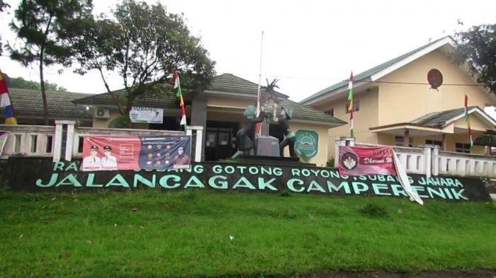 Camat dan Sekcam Jalancagak Meninggal, Kantor Kecamatan Ditutup, Pelayanan Dilakukan Jemput Bola