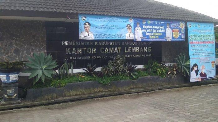 Lembang Kini Sumbang Kasus Covid-19 di Bandung Barat, Camat Katakan karena Hal Ini