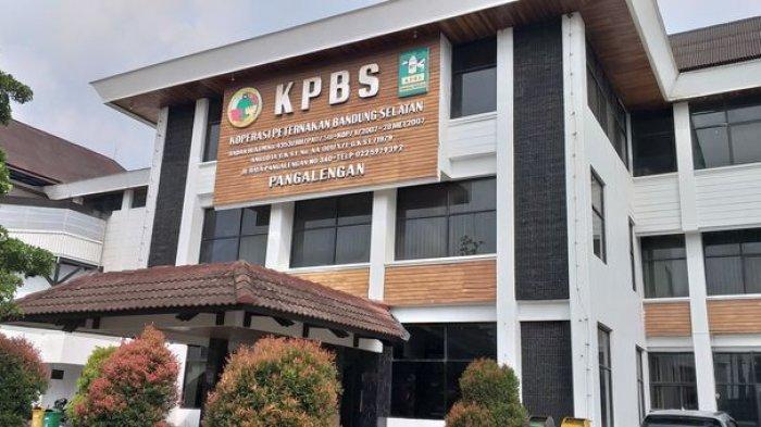 Kantor KPBS di Pangalengan, Kabupaten Bandung.