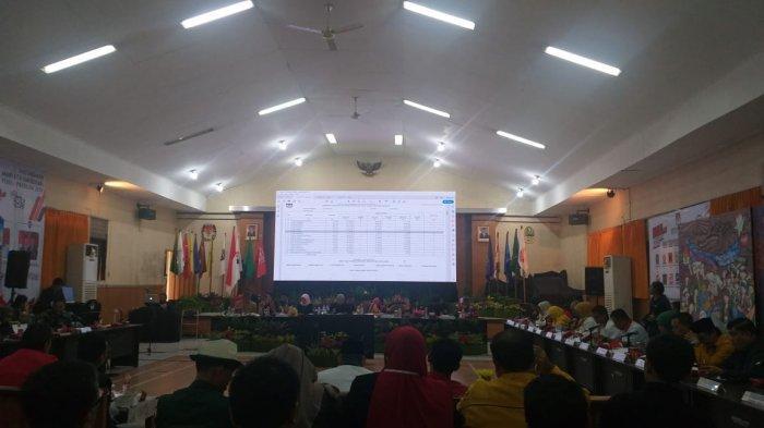120 Orang Ditetapkan Sebagai Anggota DPRD Jabar 2019-2024, 75 di Antaranya Wajah Baru