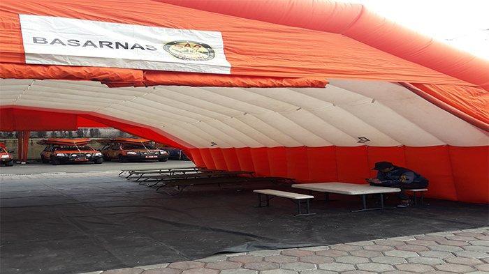 Selama Arus Mudik Lebaran 2019, Kantor SAR Bandung Disulap Jadi Rest Area