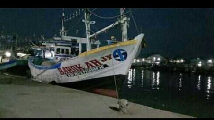 VIRAL di Medsos, Penampakan Terakhir Kapal MV Barokah Jaya yang Alami Tabrakan, 13 ABK Masih Hilang