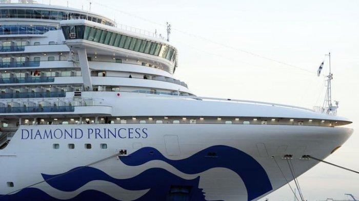 3 dari 9 WNI Kru Kapal Diamond Princess Sembuh, Satu Sudah Pulang Duluan, 2 Lainnya Pulang Besok