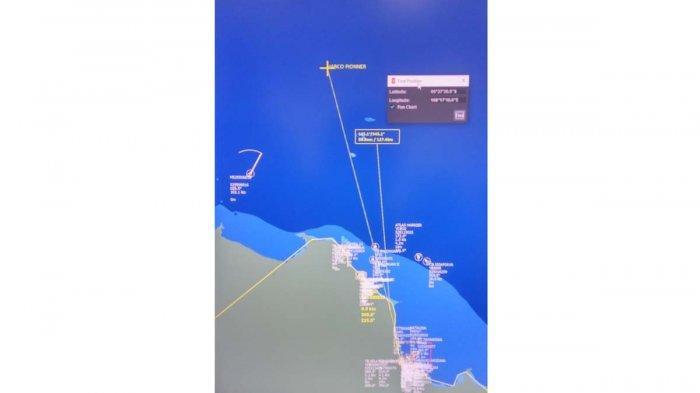 Kapal Tabrakan di Indramayu, 17 ABK Masih Hilang, Tim SAR Langsung Ke Lokasi Kecelakaan, Butuh 8 Jam
