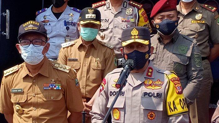 Pemudik Terobos Pos Penyekatan di Karawang, Kapolda Jabar: Itu Diloloskan karena Situasi