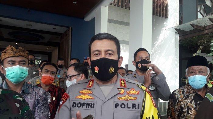 KAPOLDA JABAR Irjen Achmad Dofiri Tegas, Polisi Wanita Kapolsek Astanaanyar Bandung Bisa Dipecat