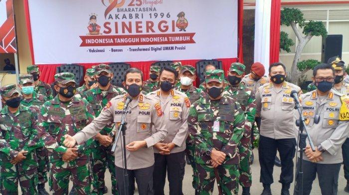 Kapolda Jabar Beri Perhatian Terhadap Akselerasi Vaksinasi Covid-19 di Kabupaten Bandung