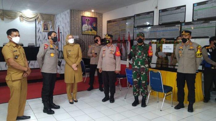 Jawa Barat Akan Kebagian 11 Juta Dosis Vaksin, Kapolda Jabar Pantau Lokasi dan Tenaga Vaksinasi