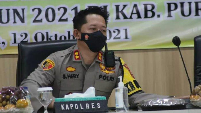 Amankan Pilkades Serentak, Polres Purwakarta Kerahkan 1.250 Personel dan Awasi Daerah Rawan Konflik