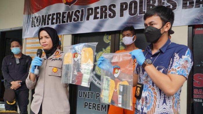 Polres Banjar Ringkus Penipuan Mobil Rental Ditangkap di Kuningan, Cek Barang Buktinya