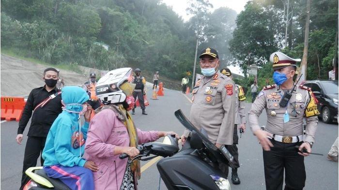 34 Ribu Pemudik di Cianjur Diimbau Tak Balik ke Jakarta, Kapolres: Petugas Siap Halau di Perbatasan