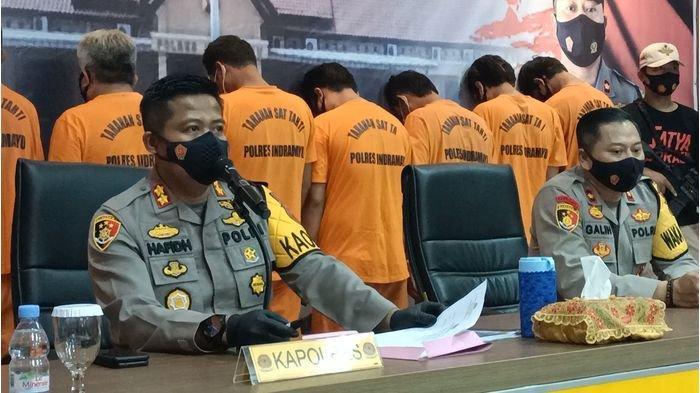 Kriminalitas di Indramayu Meningkat, Paling Banyak Penipuan Pengelapan, Sepanjang Tahun 2020