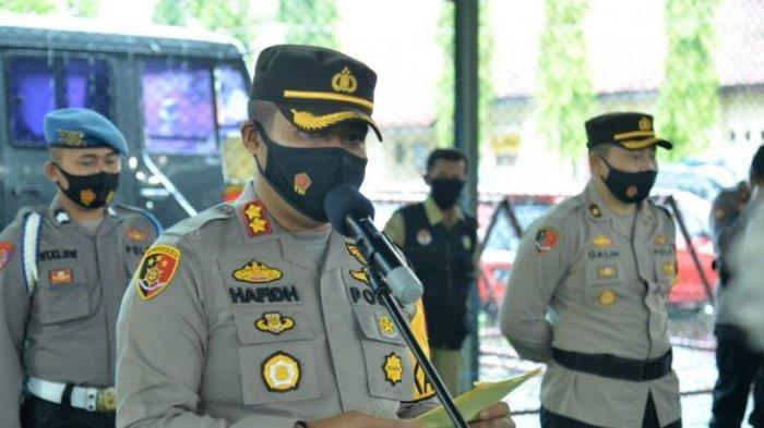 12.659 Personel Gabungan Dikerahkan untuk Amankan Pilkada Kabupaten Indramayu