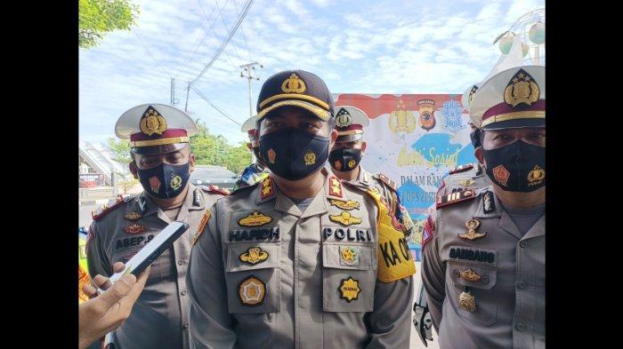 Puncak Arus Balik, Polres Indramayu Antisipasi Kepadatan Lalin di Ruas Tol Cipali dan Jalur Pantura
