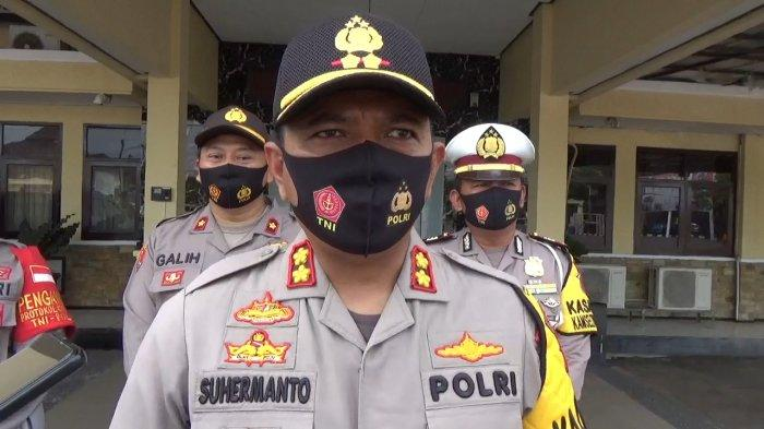 Kapolres Indramayu Sebut Rumah Paslon Jadi Titik Rawan yang Paling Diwaspadai Selama Masa Kampanye