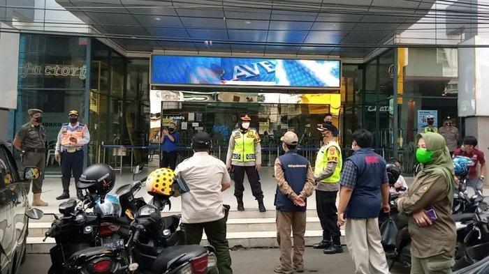 PPKM Darurat di Kota Sukabumi, Petugas Tak Akan Beri Ampun bagi Pelanggar Protokol Kesehatan
